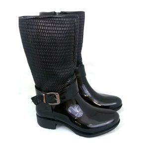 Link Size 10 Black Riding Boots